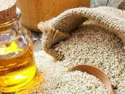 100% pure sesamolie/beste hoge kwaliteit sesamolie