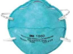 3M N95, 1860, 8210, KN95, 3 ply masks, etc