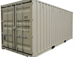 40 fith container