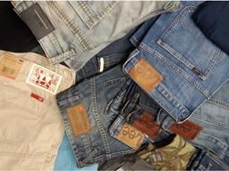Джинсы брюки 588 шт. мужские оптом Оптовая распродажа