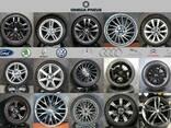 Алюминиевые диски из Евровы - photo 2