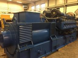 Б/У газопоршневая электростанция MWM TCG 2020 V16, 1600 Квт,