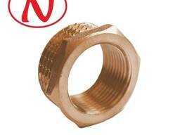 "Brass adapter 1/2""F-3/4""M /HS - фото 1"
