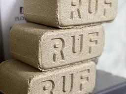 Brennstoffbrikett RUF, Export und Lieferung von Briketts nach Deutschland