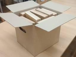 Buchen brennholz Karton 10kg