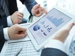 Buchhaltungs- und Analyse-Software
