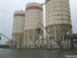 Оборудование для выгрузки цемента 60-150 т/час