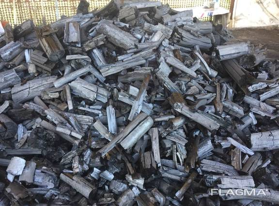 Charcoal (mixed/soft/hardwood)