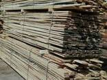 Доска обрезная 3 сорт 25*100 из хвойных и лиственных пород - фото 1