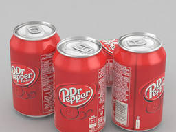 Dr Pepper & Dr Pepper Zero soft drink