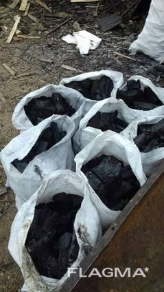 Древесный уголь оптом Експорт с Украины