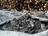 Древесный уголь в бумажных крафт-пакетах от производителя - фото 2