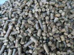 Эко-пеллеты (гранулы отопительные) из рапса - фото 2
