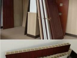 Экструзионная линия для производства дверных панелей из ДПК - фото 2