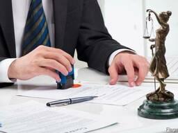 Für juristische Dienstleistungen(Ukraine)