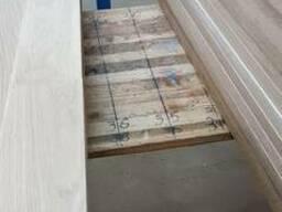 Fenster geklebt Holzqualität