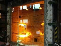 Feuerfestes Glas