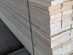 Dry planed timber spruce 45 * 145 * 6000, 1 grade