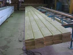 Glulam European softwood (spruce, pinewood)