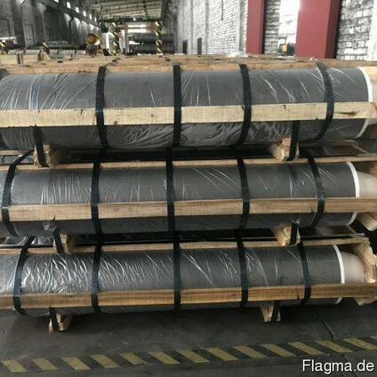 Graphite Electrodes UHP HP Low Price for Arc Furnace
