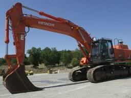 Гусеничный экскаватор Hitachi ZX 470 LCH-3 - фото 3