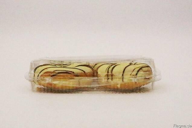 Хлебопекарная упаковка, упаковка для пончиков и др.