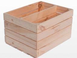 Holzkisten zur Lagerung und zum Transport - photo 1