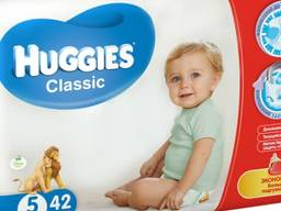 Huggies for export