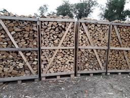 Ich werde Brennholz verkaufen