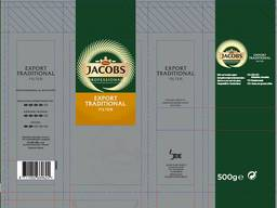 Jacobs coffee 500 gr