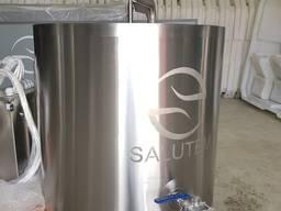 Käsemilch für 200 Liter