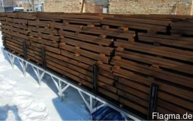 Камера термической обработки (термо модификации) древесины