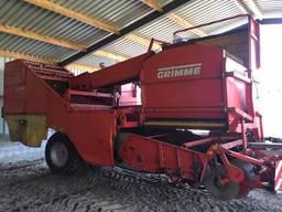 Картофелеуборочный комбайн Grimme SE 150/60 NB, Германия