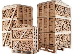 Kiln dried Ash logs 25cm
