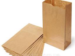 Крафт пакет бумажные