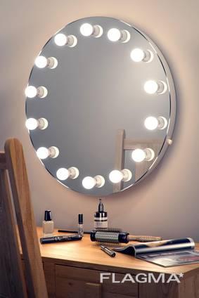 Круглое зеркало d700