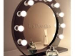 Круглое зеркало d700 - фото 5