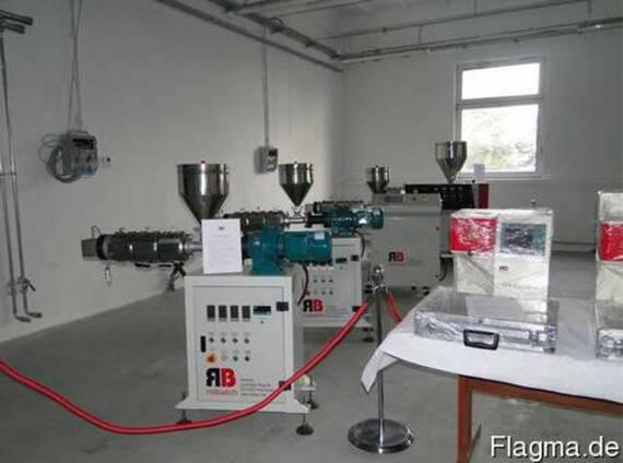 Лабораторный экструдер 25 мм