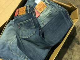 Levi's джинсы, мужские, женские