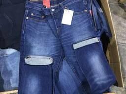 Levi's джинсы, мужские, женские - фото 2