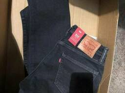 Levi's джинсы, мужские, женские - фото 5