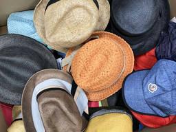 Люксовые бренды летние шапки микс