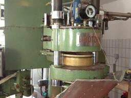 Макаронная линия, б/у, производительностью 120-150 кг/час