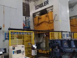 Mechanical sheet stamping press Weingarten - SCHULER