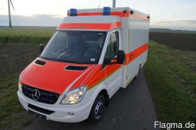 Mercedes-Benz Sprinter 515 Источник: