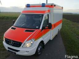Mercedes-Benz Sprinter 515 Источник: