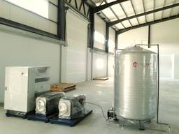 Оборудование для Переработки отходов виноделия (кожуры и косточек винограда), CTS
