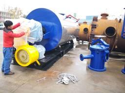 Оборудование для переработки боенских отходов, рыбных отходов, отходов убоя, перьев, крови