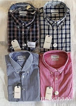 Одежда для мужчин McGregor / McGregor Men Clothing