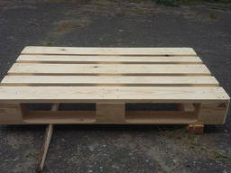 Pallet EPAL with license (EPAL1)